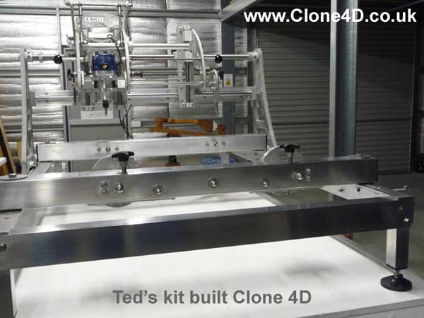 Clone 4D kit