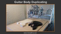 Clone 4D guitar duplicator