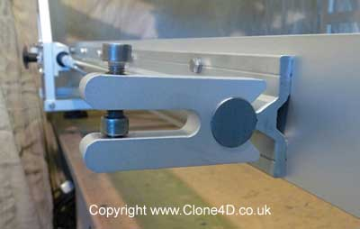 Clone 4D bearing rail