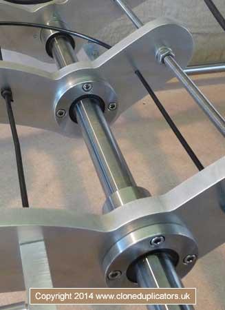 Clone 3D bearings