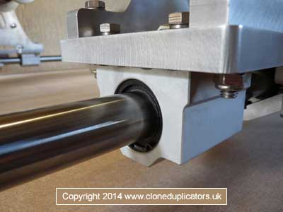 Clone 3D linear bearings