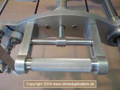 Clone 3D brake handle