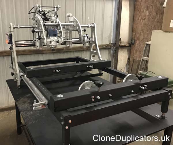 Clone 4D plans